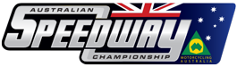 Australian Speedway Championship Logo